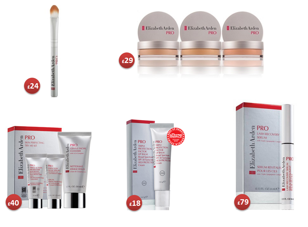 Elizabeth Arden Dulwich Laser Make Up